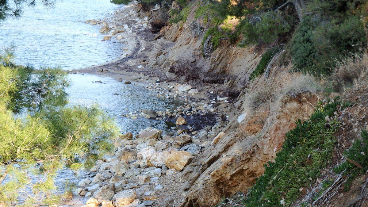 Διάβρωση ακτής