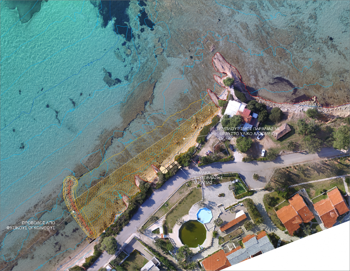 Προτεινόμενα έργα ξενοδοχείου Elea Village